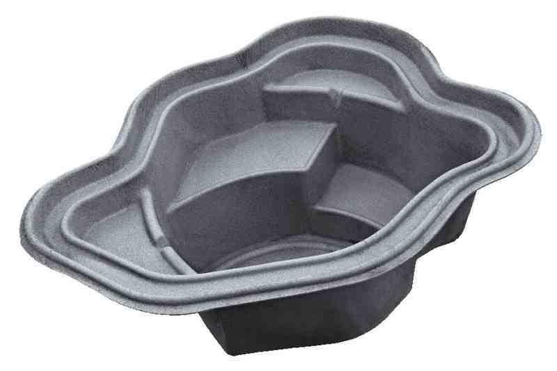 oase teichschale aral sea basalt. Black Bedroom Furniture Sets. Home Design Ideas