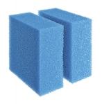 Ersatzschwamm Set blau BioTec 40/90000