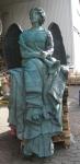 Bronzefigur Sonderanfertigung: Engel