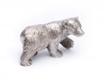 Rottenecker Bronzefigur Eisbär klein