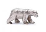 Rottenecker Bronzefigur Eisbär groß
