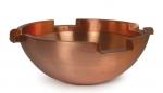 OASE Fontänenschale aus edlem Kupfer rund 60