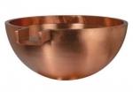 OASE Fontänenschale aus edlem Kupfer rund 75
