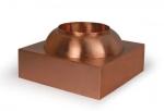 OASE Kupfer Sockel für Fontänenschalen aus edlem Kupfer