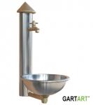 GART+ART Wasser-Paneel mit Becken