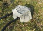 Dekorfels-Abdeckung für OASE Filtoclear, Granitoptik