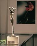 Rottenecker Bronzefigur Ballarina