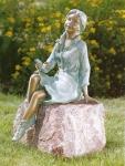 Rottenecker Bronzefigur Emily