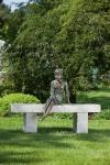 Rottenecker Bronzefigur Berrit