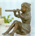 Rottenecker Bronzefigur Franziska mini