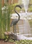 Rottenecker Bronzefigur Flamingo