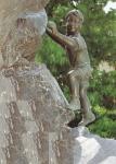 Rottenecker Bronzefigur Arne, mittel