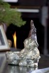 Rottenecker Bronzefigur Rasmus der Wichtelmann