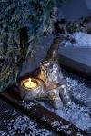 Rottenecker Bronzefigur Edvin der Wichtelmann