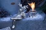 Rottenecker Bronzefigur Magnus der Elch