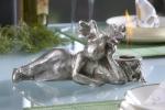 Rottenecker Bronzefigur Einar der Elch