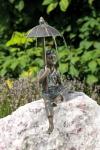 Rottenecker Bronzefigur Flo