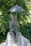 Rottenecker Bronzefigur Florian