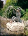 Rottenecker Bronzefigur Hans klein