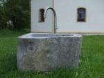 Brunneneinlauf Edelstahl 1
