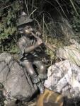 Rottenecker Bronzefigur Antonio