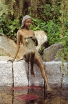Rottenecker Bronzefigur Zoe
