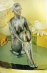 Rottenecker Bronzefigur Desiree