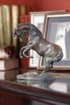 Rottenecker Bronzefigur Pferdeskulptur