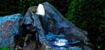 Quellstar 2000 LED, blau